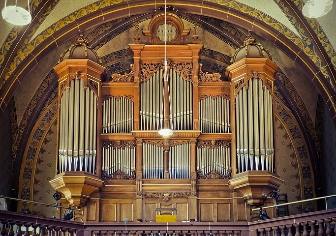 Willkommen bei Orgelbau GOLL in Luzern