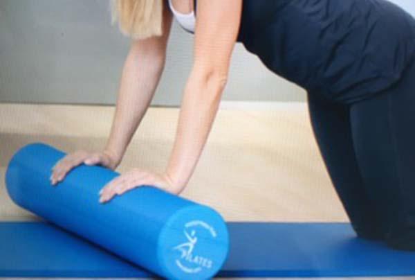 1. Kurs: Faszientraining mit der Pilatesrolle
